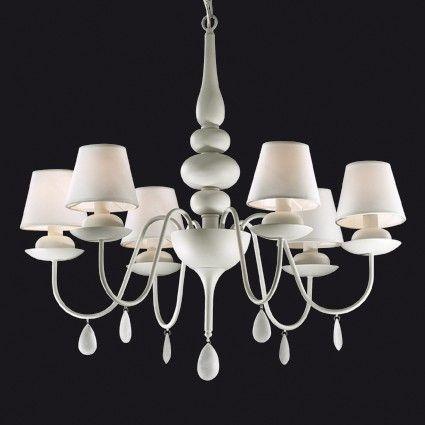 Lampy nowoczesne yrandole kinkiety tlclampy for Lampadari contemporanei