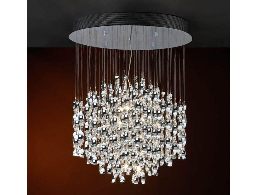 Люстры Торшеры Светильники Бра. Contemporary lighting. Espiral.
